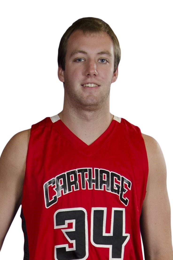 The Official Website Of Carthage College Athletics   Sean Valentine