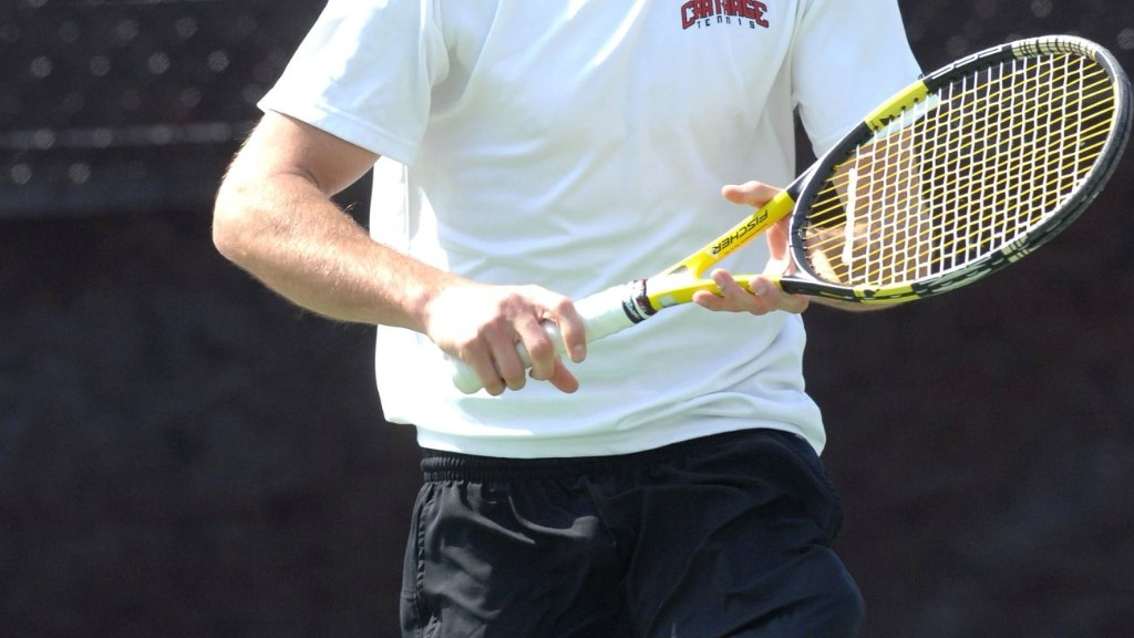 Carthage Men's Tennis Falls to Luther, 7-2, on April 18 - Carthage