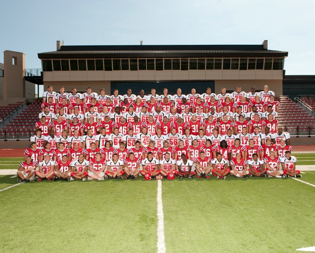 2011 Football Roster Carthage College Athletics
