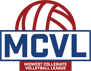 Midwest Collegiate Volleyball League - Logo